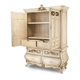 Aico Platine de Royale 2 Door Chest in Champagne 09071-201