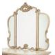 Aico Platine de Royale Vanity Mirror in Champagne 09068-201