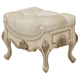 Aico Platine de Royale Vanity Bench in Champagne 09804-201