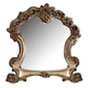 Acme Vendome Mirror in Gold Patina 23004 PROMO