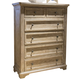 Liberty Highlands 5-Drawer Chest in Gravel 727-BR41