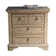 Liberty Highlands Nightstand in Gravel 727-BR61