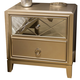Liberty Beverly Boulevard Nightstand in Champagne Wash 732-BR61