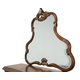 Aico Platine de Royale Dresser Mirror in Light Espresso 09060-229