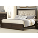 Liberty Manhattan Queen Panel Bed in Sable & Champagne 736-BR-QPB