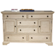 Liberty Covington Cottage II Drawer Dresser in Pebble White 393-BR31