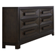 Liberty Midtown Drawer Dresser in Coffee Bean 743-BR31