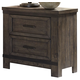 Liberty Thornwood Hills Nightstand in Rock Beaten Gray 759-BR61