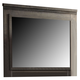 Liberty Thornwood Hills Landscape Mirror in Rock Beaten Gray 759-BR51