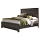 Liberty Thornwood Hills Queen Panel Bed in Rock Beaten Gray 759-BR-QPB