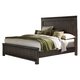 Liberty Thornwood Hills King Panel Bed in Rock Beaten Gray 759-BR-KPB