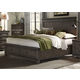 Liberty Thornwood Hills King Storage Bed in Rock Beaten Gray 759-BR-KSB