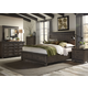 Liberty 4-Piece Thornwood Hills Storage Panel Bedroom Set in Rock Beaten Gray