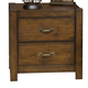Liberty Deep Creek Nightstand in Rustic Tobacco 788-BR61