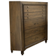 Liberty Catawba Hills 5-Drawer Chest in Peppercorn 816-BR41