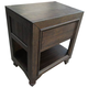 Liberty Catawba Hills Chair Side Nightstand in Peppercorn 816-BR62