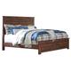 Hammerstead King Storage Bed in Brown B407-KS