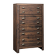 Hammerstead 4 Drawer Chest in Brown B407-44