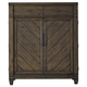 Liberty Modern Country Door Chest in Harvest Brown 833-BR42