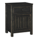 Jaysom Nightstand in Black B521-91