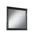 Jaysom Bedroom Mirror in Black B521-26