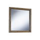 Zilmar Bedroom Mirror in Brown B548-36