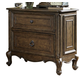 Liberty Lorraine Nightstand in Antique Oak 843-BR61