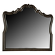 Liberty Lorraine Mirror in Antique Oak 843-BR51