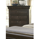 Liberty Country Estate 6-Drawer Chest in Chateau Brown 881-BR41