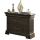 Liberty Country Estate Bedside Chest in Chateau Brown 881-BR62