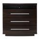 Casana Furniture Manola Media Chest in Coffee 290-452 CLOSEOUT