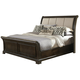Liberty Country Estate King Sleigh Bed in Chateau Brown 881-BR-KSL