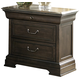 Liberty Country Estate Nightstand in Chateau Brown 881-BR61