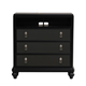 Samuel Lawrence Diva TV Stand in Midnight 8809-160