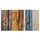 Desislava Number and Stripe Design Wall Art A8000191