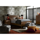 Universal Furniture Curated Whitney 4-Piece Bedroom Set in Townhouse