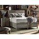 Universal Furniture Curated Biscayne 4-Piece Bedroom Set in Greystone