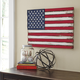 Denholm American Flag Design Wall Art A8010040