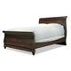 Universal Smartstuff Classics 4.0 Full Sleigh Bed in Classic Cherry 1312041