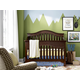 Universal Smartstuff Classics 4.0 3pc Convertible Crib Set in Classic Cherry