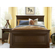 Universal Smartstuff  Classics 4.0 4pc Panel Bedroom Set in Classic Cherry