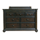 Samuel Lawrence Grand Manor Dresser in Rich Tobacco 8920-010