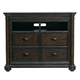 Samuel Lawrence Grand Manor TV Stand in Rich Tobacco 8920-160
