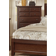 Virginia House Bedford Five Drawer Chest in Cherry BB89-115
