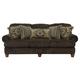 Jackson Belmont Sofa in Mahogany 4347-03
