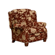 Jackson Belmont Reclining Chair in Claret 4347-11
