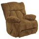 Catnapper Laredo Chaise Rocker Recliner in Camel 4609-2
