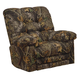 Catnapper Cloud Nine Chaise Rocker Recliner in Mossy Oak Camo 4659-2