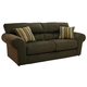 Jackson Mesa Sofa Sleeper in Chocolate 4366-04