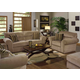 Jackson Mesa Living Room Set in Tan
